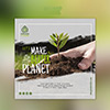 Flyer Papier Ecologique